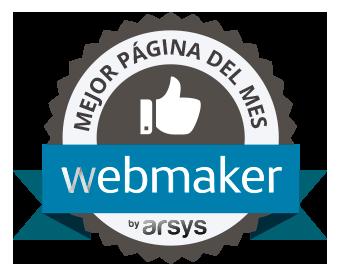 Buscamos la página webmaker del mes