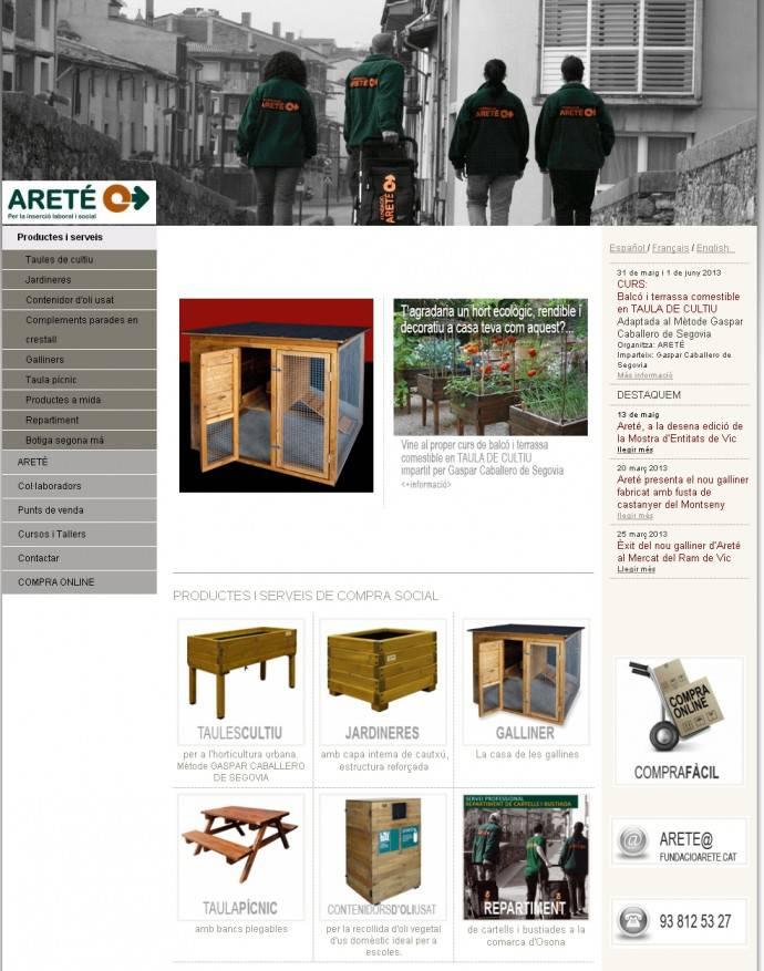 Galliners.com, Mejor página webmaker de mayo