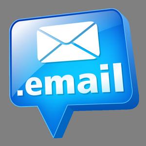Ya tienes el dominio .email para tu correo electrónico