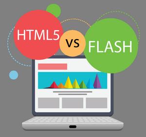 HTML5 vs Flash: En busca del nuevo estándar interactivo para los desarrollos web