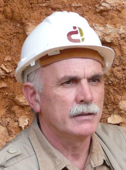 Eudald Carbonell, Vicepresidente y Director General de la Fundación Atapuerca y Codirector del Proyecto Atapuerca.