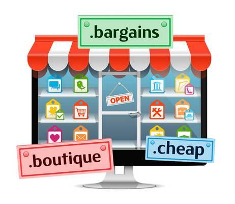Nuevos dominios para atraer al cliente de nuestro negocio online
