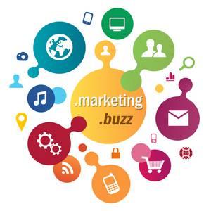 .marketing y .buzz, entre los lanzamientos de nuevos dominios de esta semana