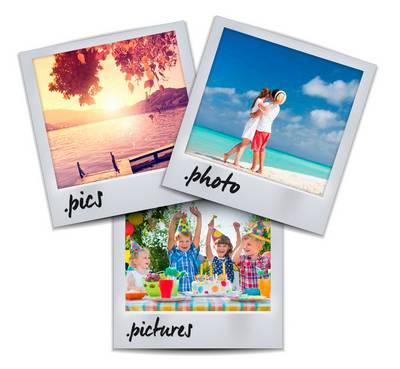 Nuevos dominios .pics, .photo y .pictures para los aficionados a la fotografía