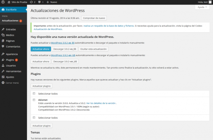 Wordpress 6