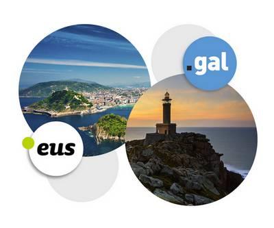 Los dominios .gal y eus abren la puerta a los geodominios Made in Spain
