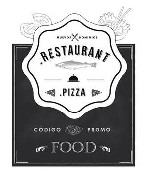 Llegan las reservas de .restaurant y .pizza con un 60% de descuento