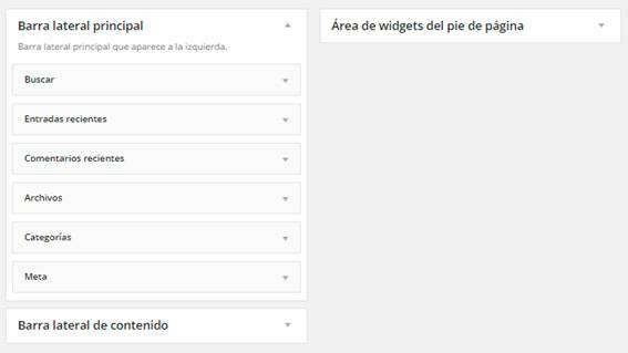 Wordpress-widgets-zonas