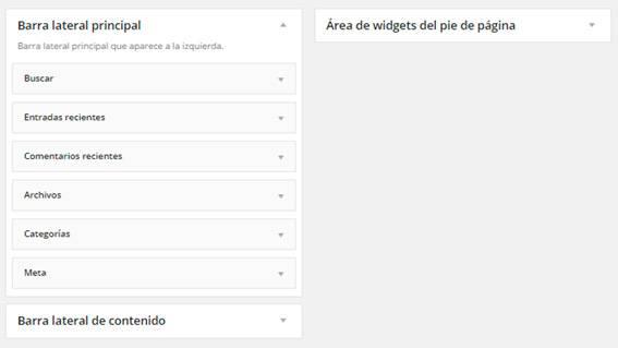 Wordpress-widgets-zonas