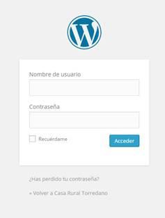 acceso-wordpress