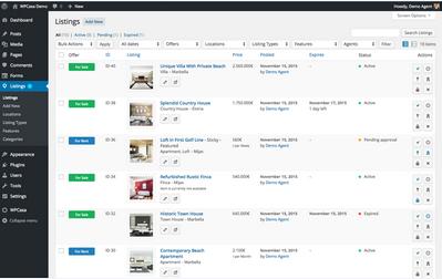 wpcasa-wordpress-real-estate
