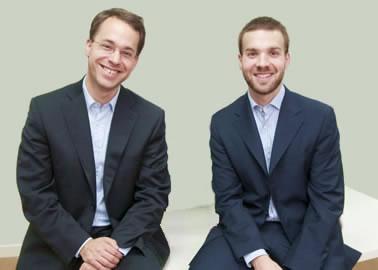 Mario y Carlos Brüggemann, fundadores de Acierto.com