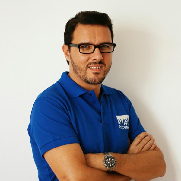 Asier Hernández, socio fundador en Web Experience