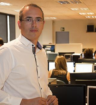 Ramón Batalla Font, Responsable de Desarrollo de Proyectos de Absis