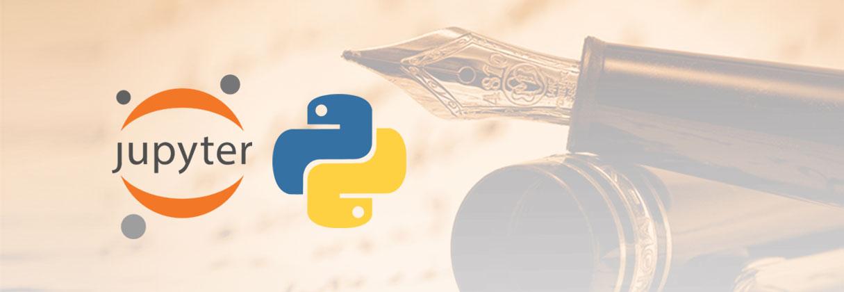 Análisis de sentimientos con Python y Jupyter Notebooks