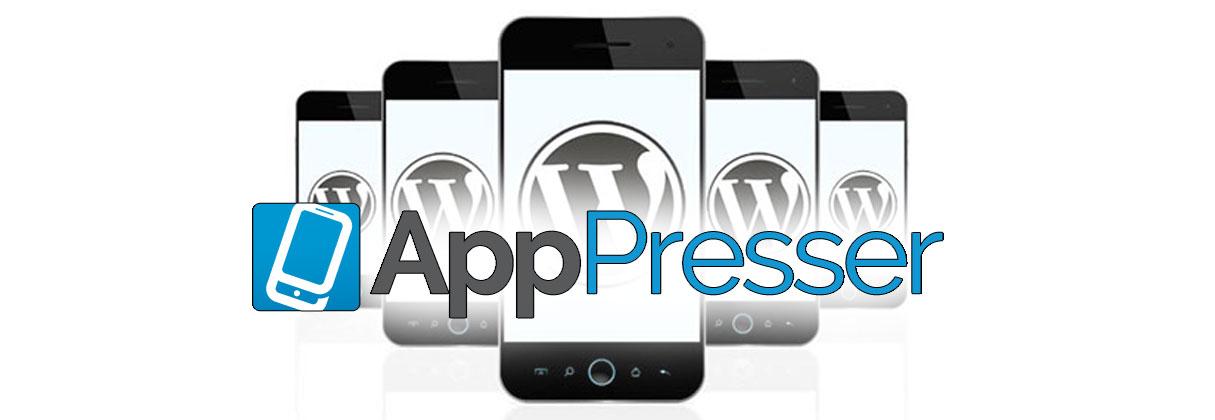 Convierte tu sitio web en una app con AppPresser