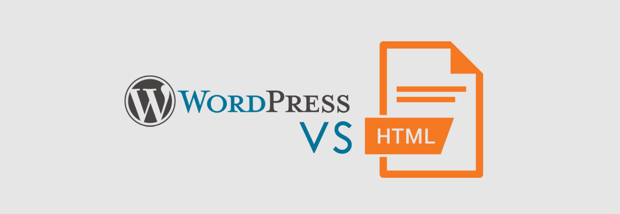 ¿WordPress o plantilla HTML?