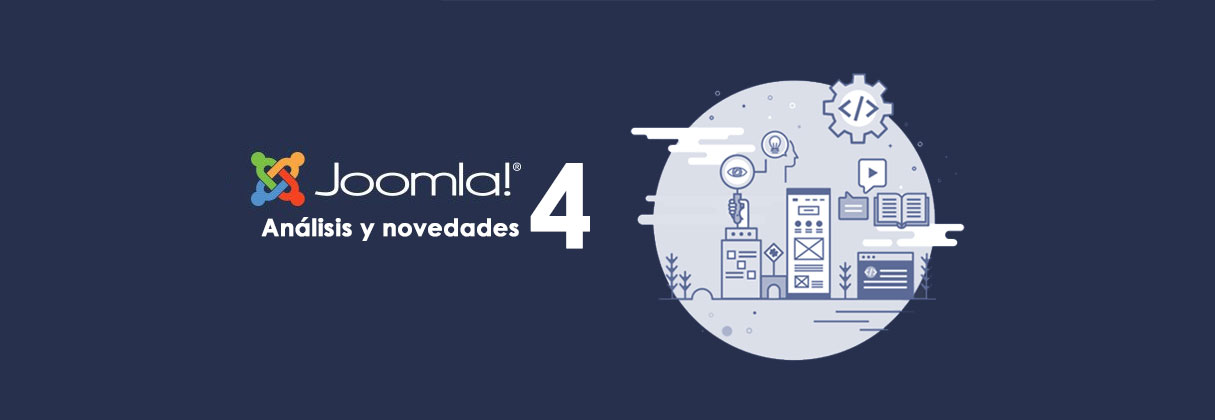 Novedades que traerá Joomla 4