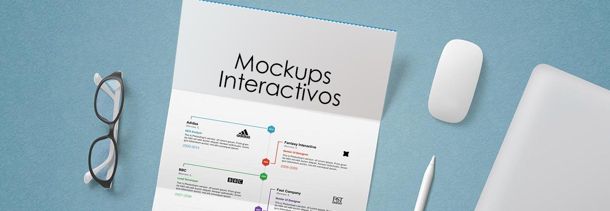 Ventajas de hacer un mockup interactivo