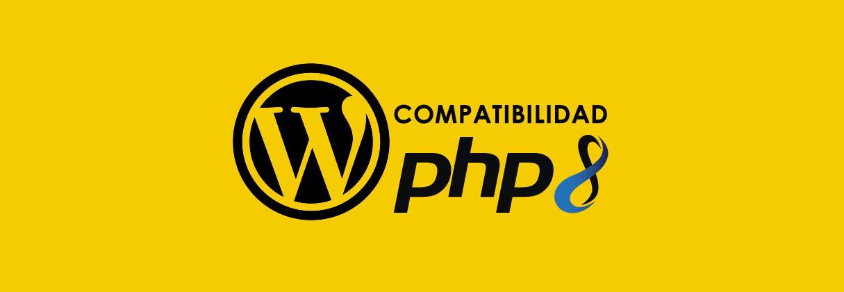 Compatibilidad de WordPress con PHP 8.0