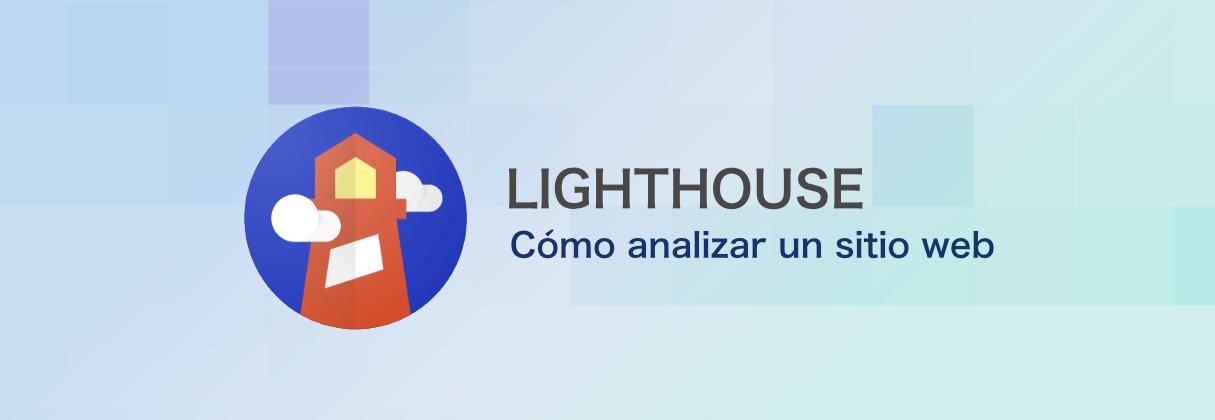 Analizar una web con Lighthouse