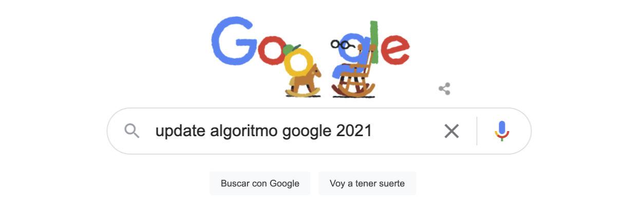 Update del algoritmo de Google para SEO
