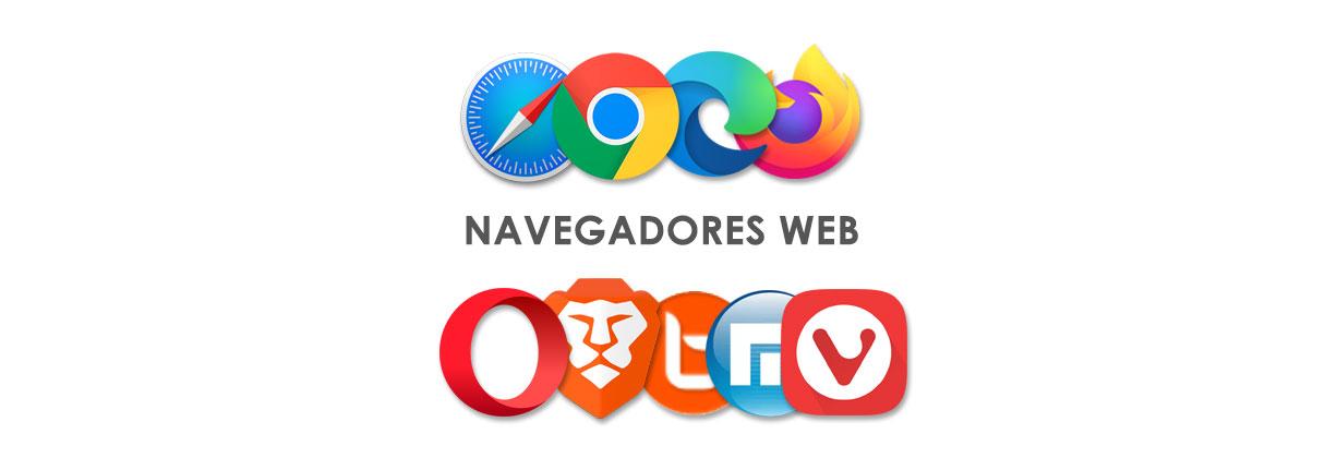 Conoce los principales Navegadores Web del mercado